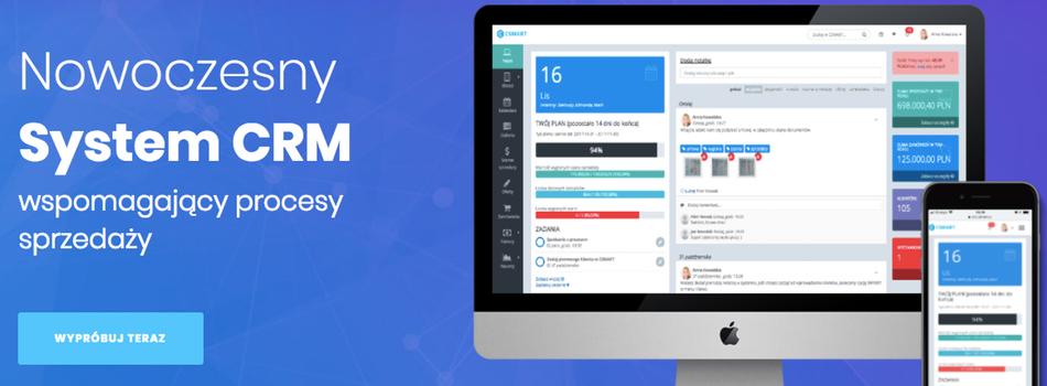 csmart.pl - nowoczesny CRM dla Twojej firmy