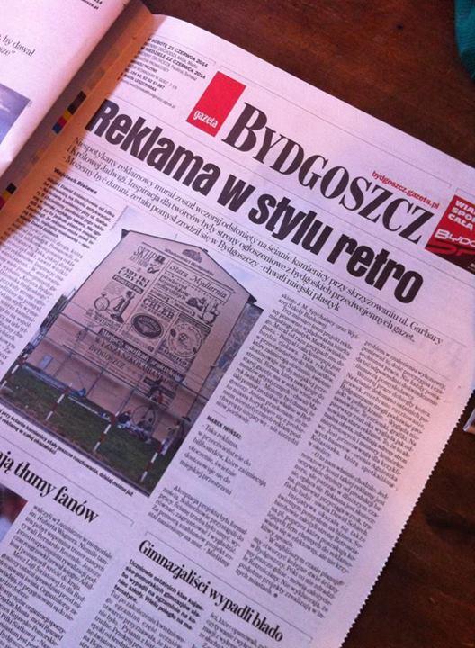 Retrosciana - Garbary Bydgoszcz
