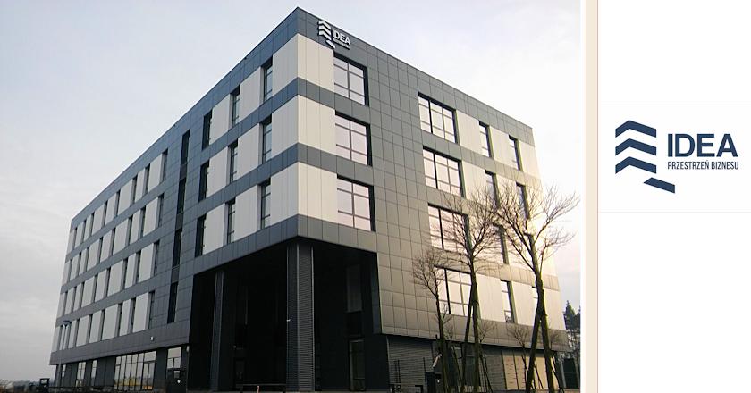 IDEA biurowiec Bydgoszcz